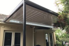 Stratco Outback Sunroof Pergola Melbourne - After