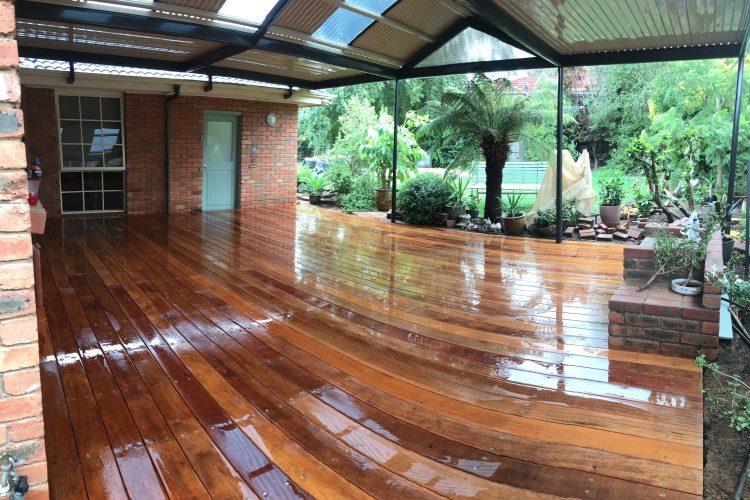 Decking in Melbourne