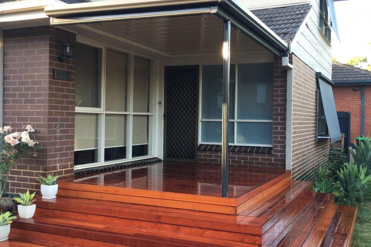 Porch Decking & Verandah
