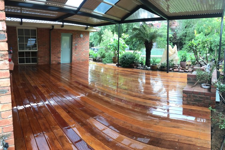 Decking in Melbourne