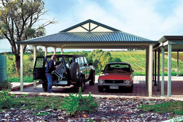 Colorbond Carports in Melbourne