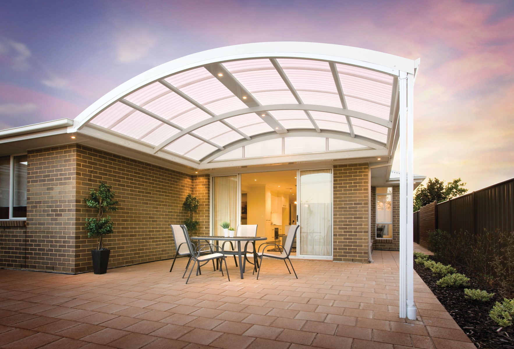 Curved Roof Patios in Melbourne - Undercover Concepts on Curved Patio Ideas id=53770