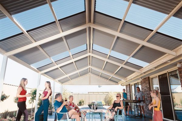 Gable Roof Patio Melbourne