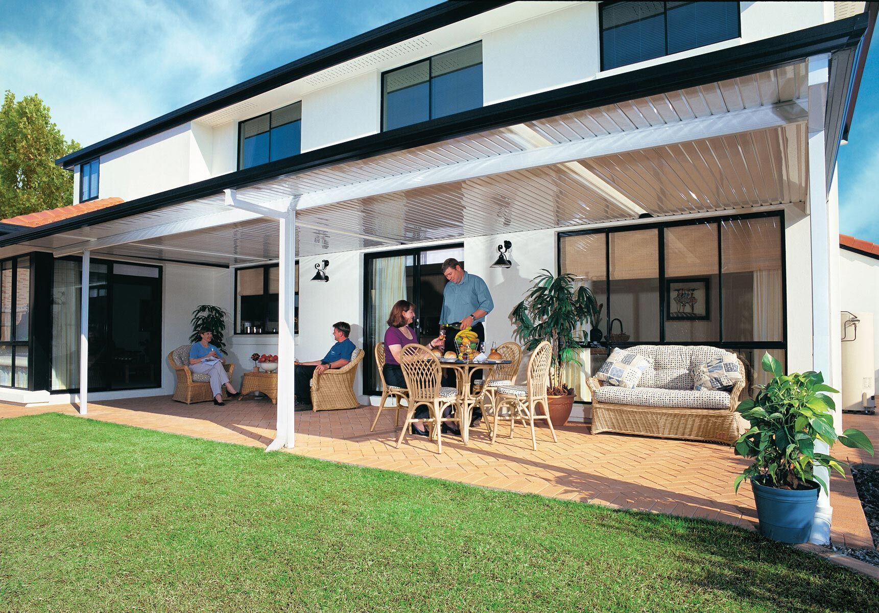 Colorbond Patios In Melbourne Undercover Concepts