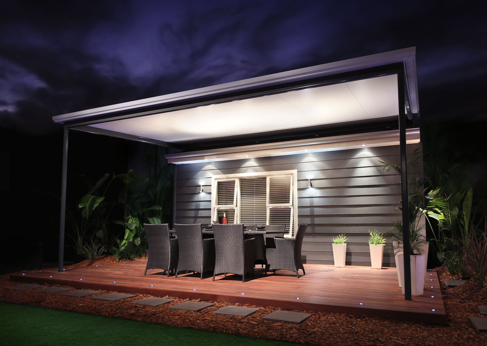 Stratco Cooldek Roofing In Melbourne Undercover Concepts