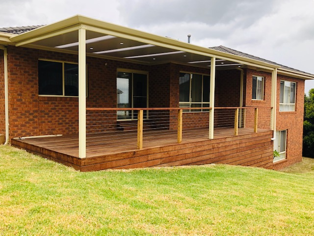 Pergola Decking in Melbourne